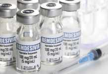 Thuốc tiêm truyền Remdesivir100mg/lọ Cipremi