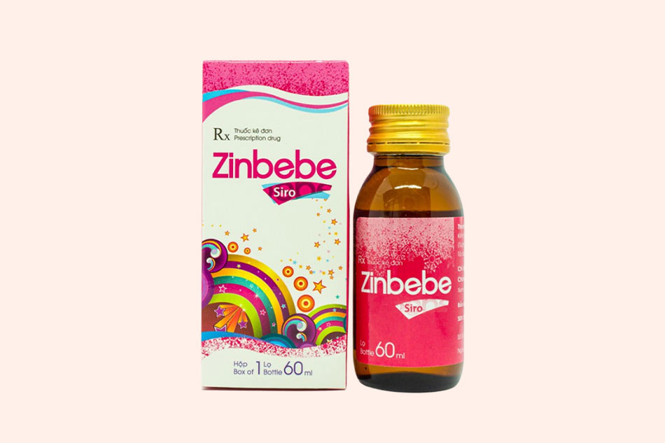 Thuốc Zinbebe là thuốc gì?